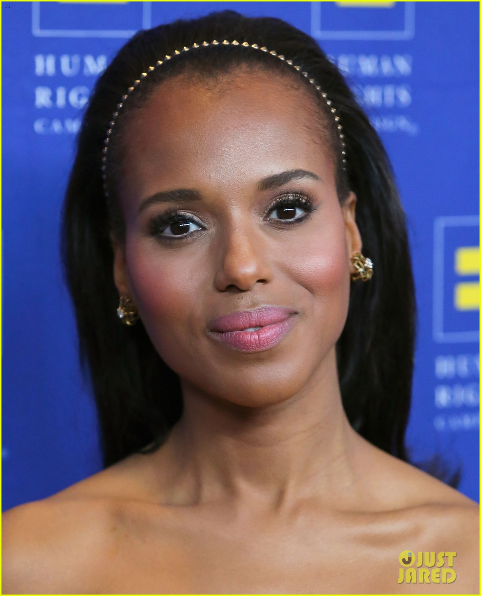 kerry washington lance bass human rights campaign gala 2013 13
