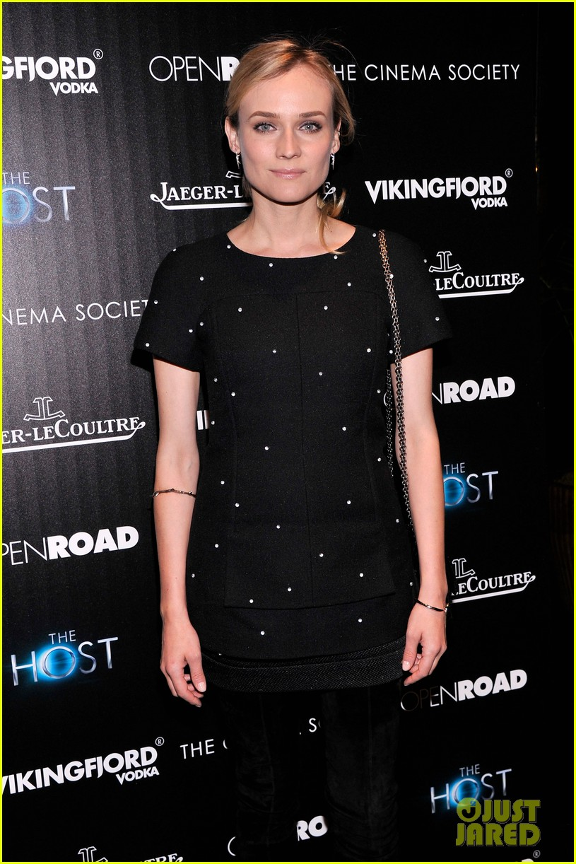 diane kruger joshua jackson the host nyc screening 13