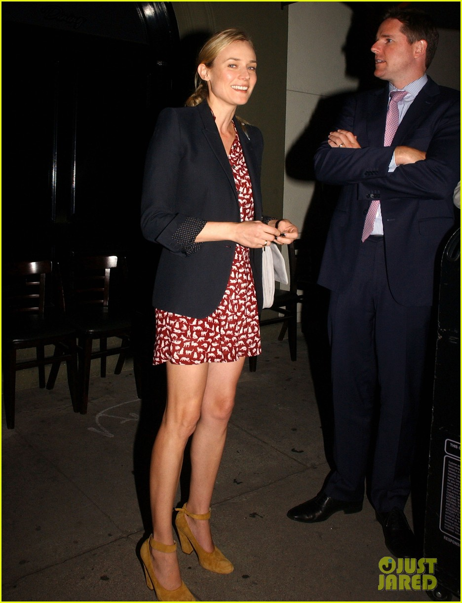 diane kruger dinner night out in la 082831159