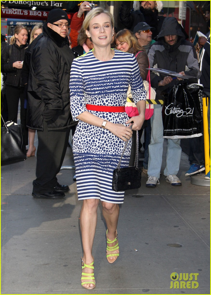 diane kruger the host on gma 06