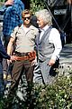 ryan kwanten true blood filming with rutger hauer 09