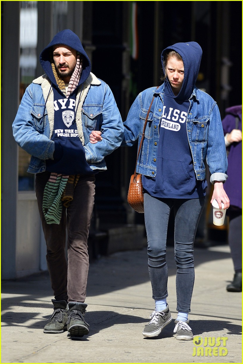 shia labeouf mia goth new york twosome 06