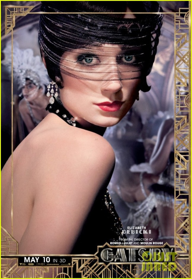 leonardo dicaprio carey mullligan great gatsby posters 062841287
