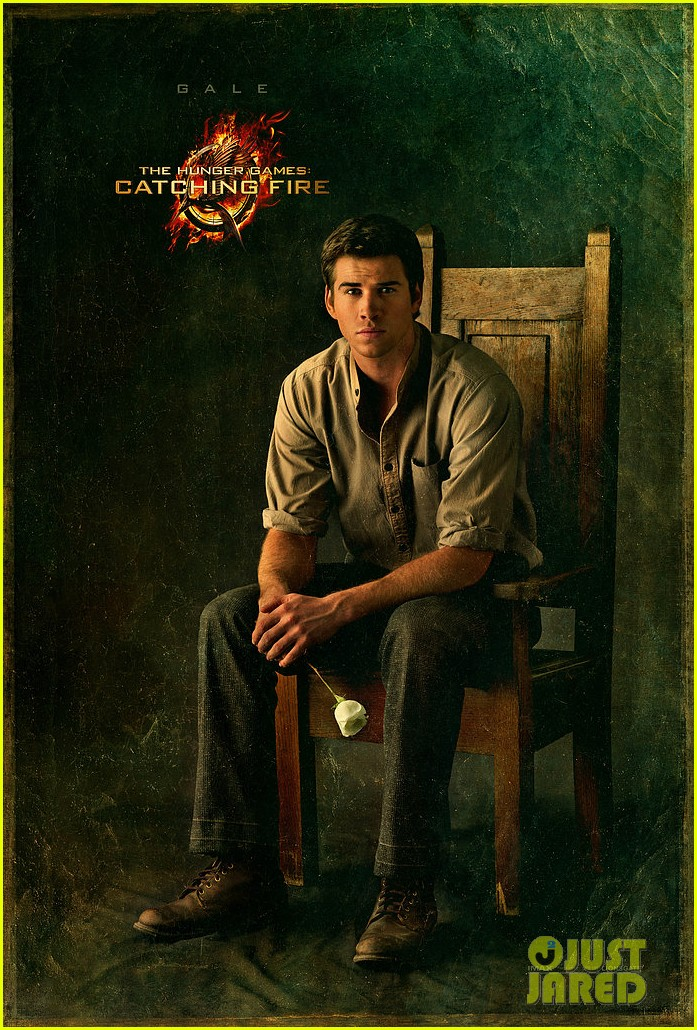 liam hemsworth hunger games catching fire gale portrait 01