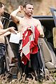 liev schreiber shirtless surf day 33