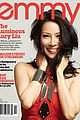 lucy liu covers emmy magazine 01