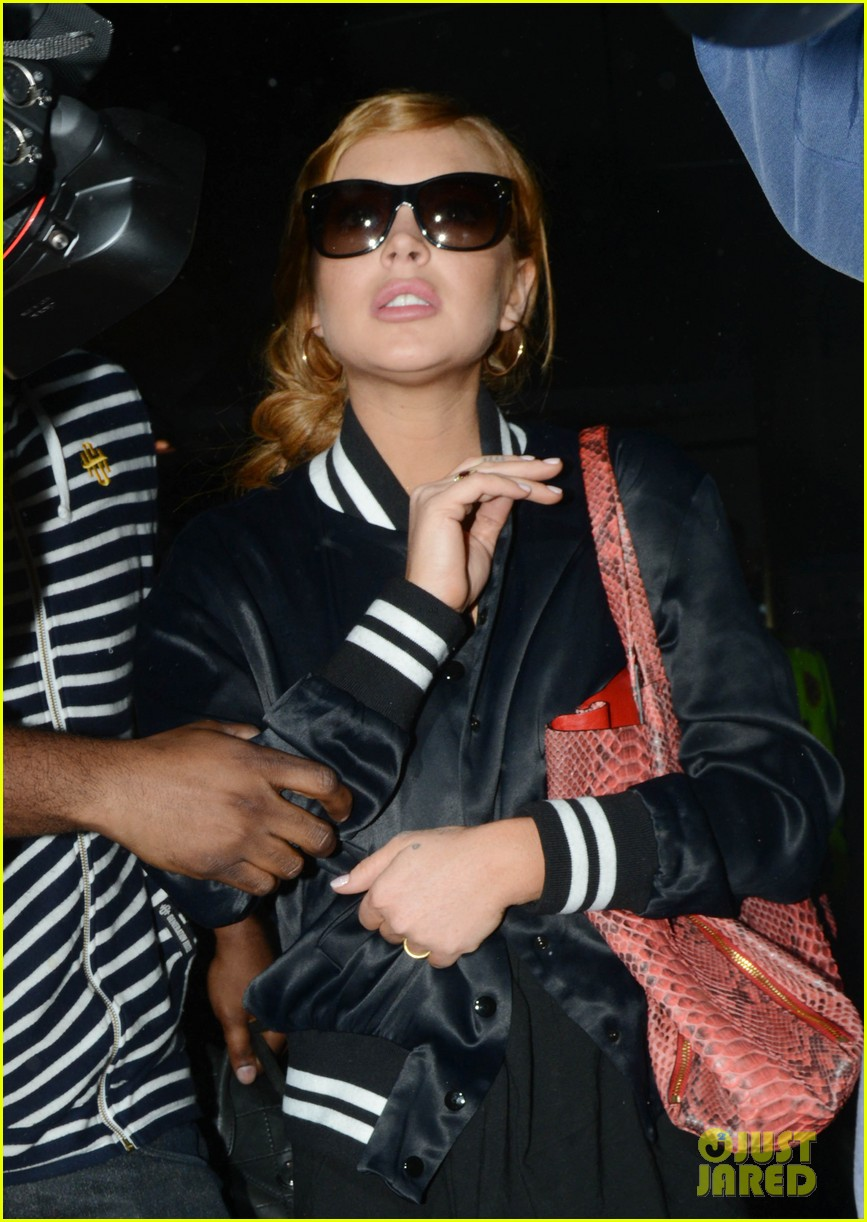 lindsay lohan jets to brazil to promote a clothing line 04