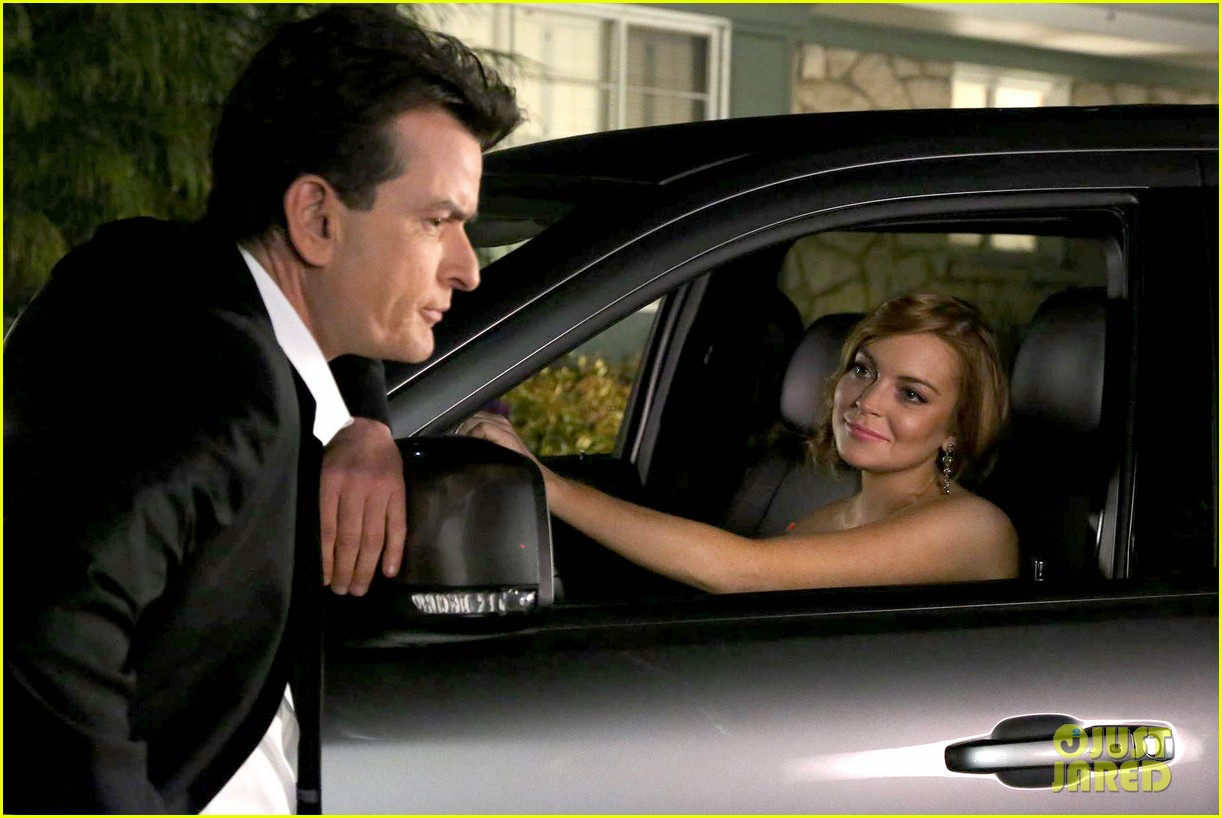 lindsay lohan anger management cameo stills 14