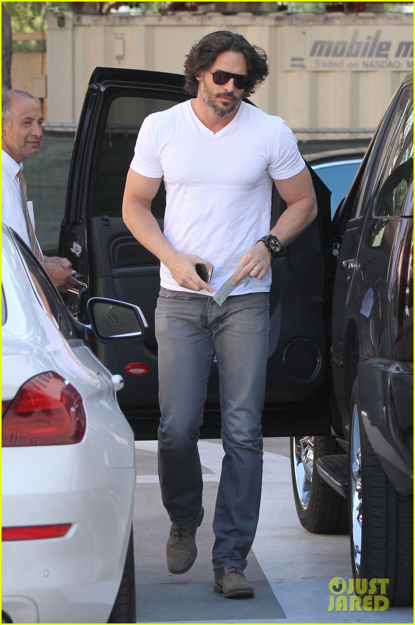 joe manganiello fitness book to be released in 2014 06