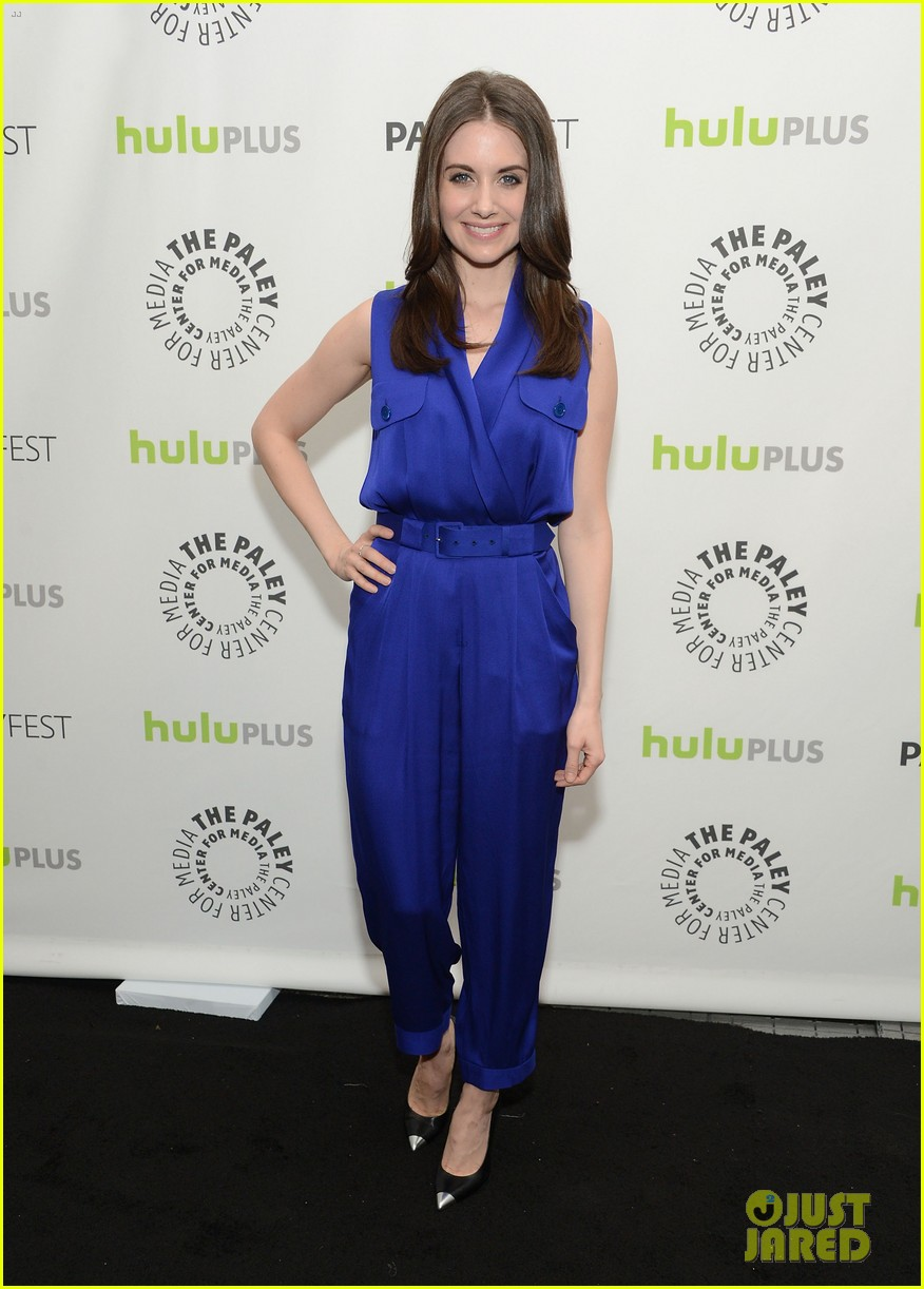 joel mchale alison brie paleyfest with community cast 13