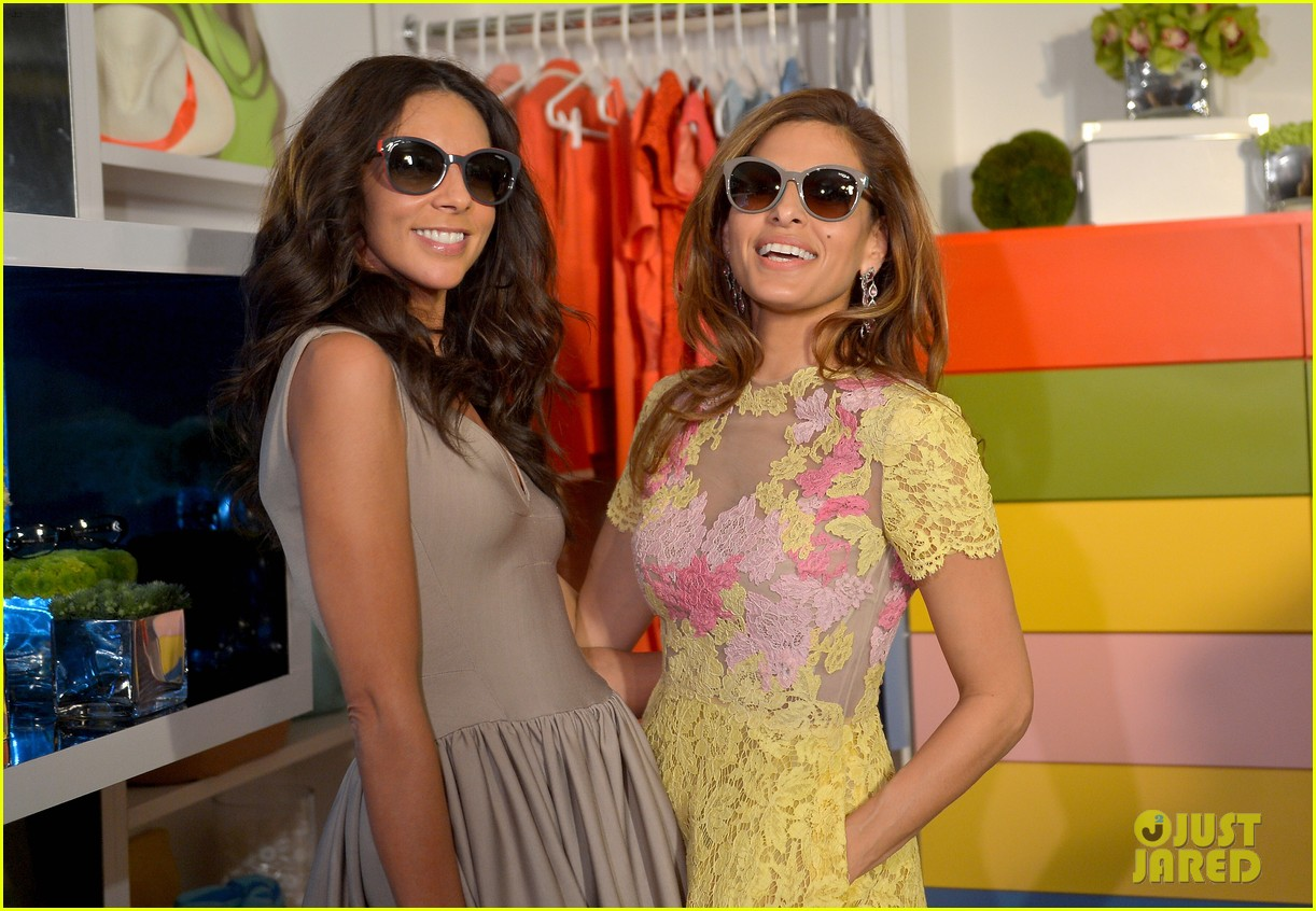 eva mendes vogue eyewear launch 05