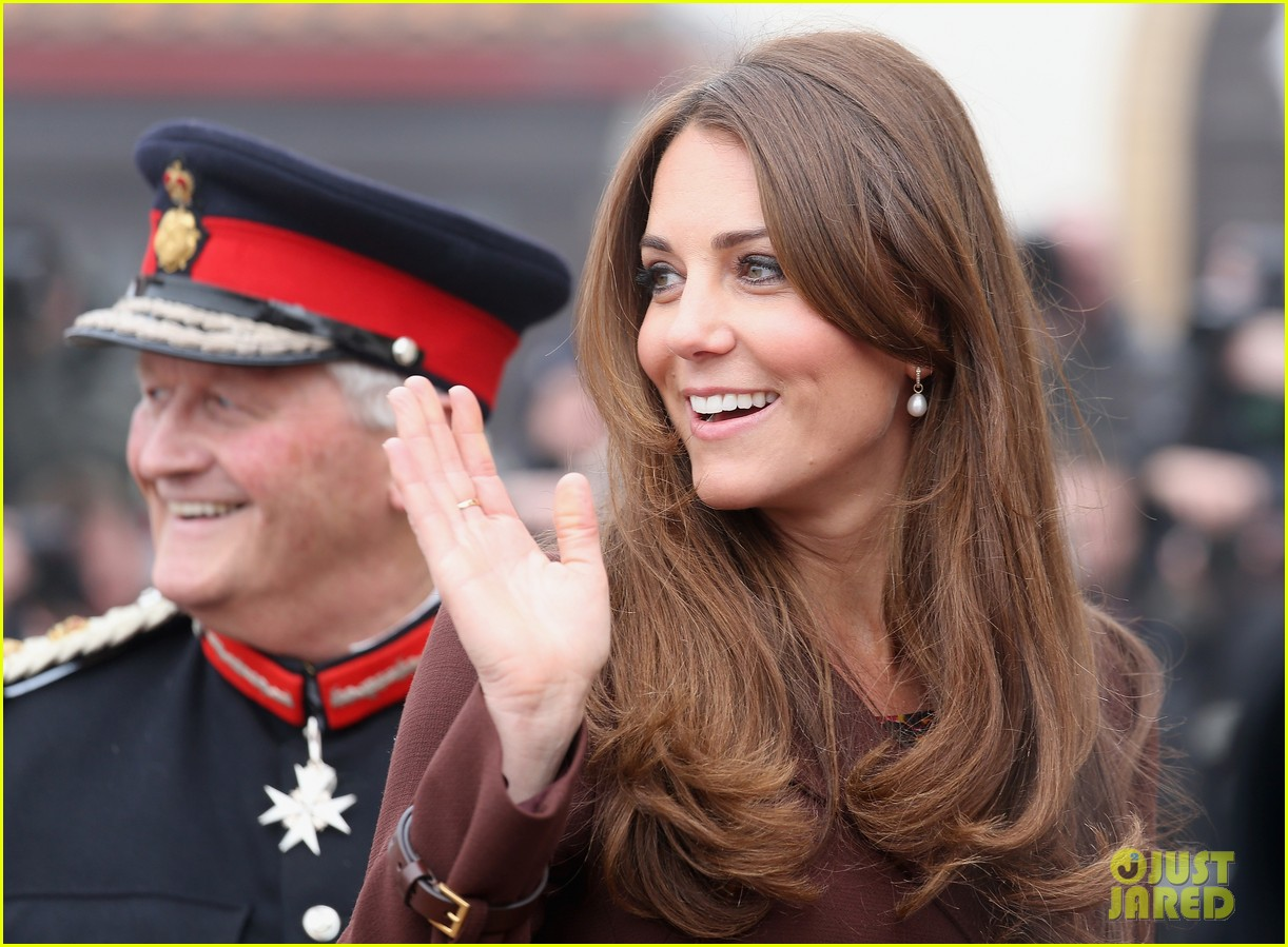 kate middleton pregnant national fishing heritage center visit 062825440