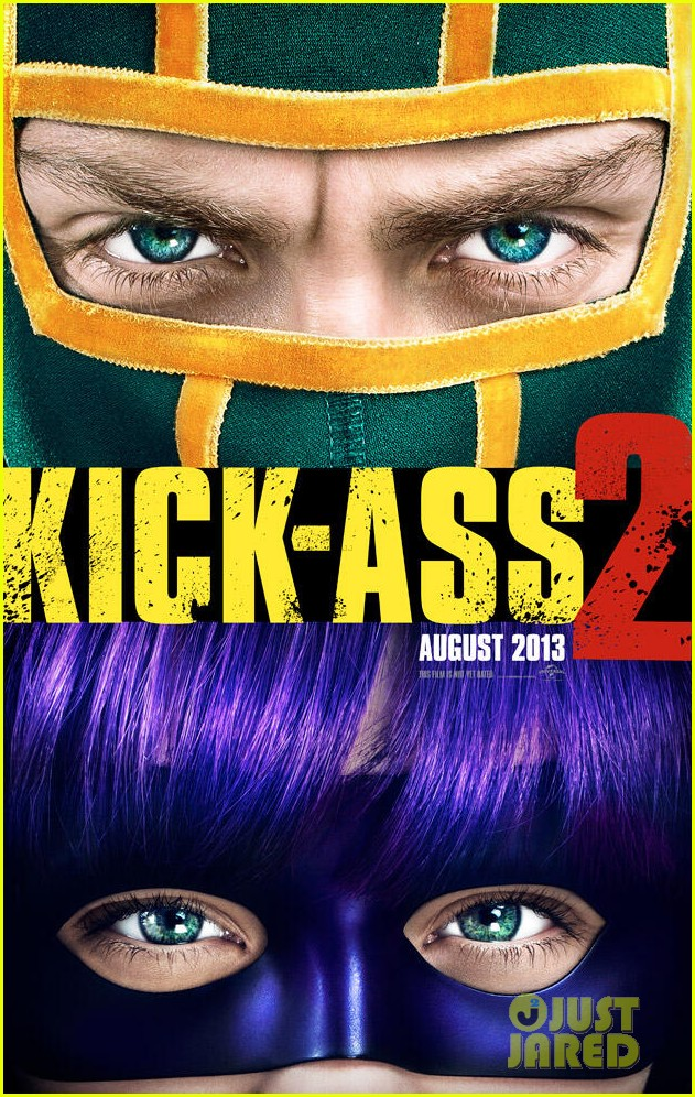 chloe moretz kick ass 2 trailer poster 01