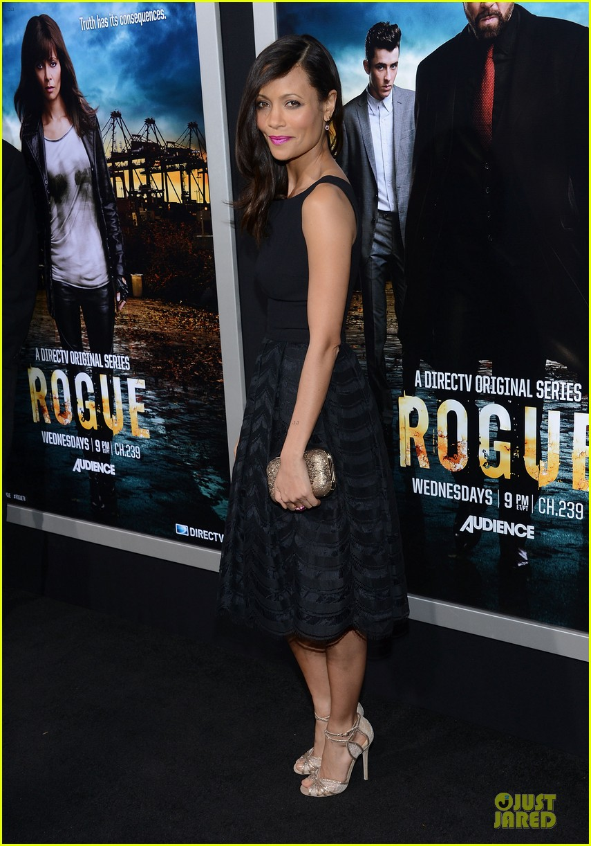 thandie newton rogue hollywood premiere 12