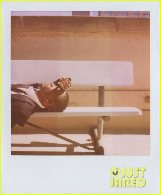 frank ocean band of outsiders polarioid campaign 04