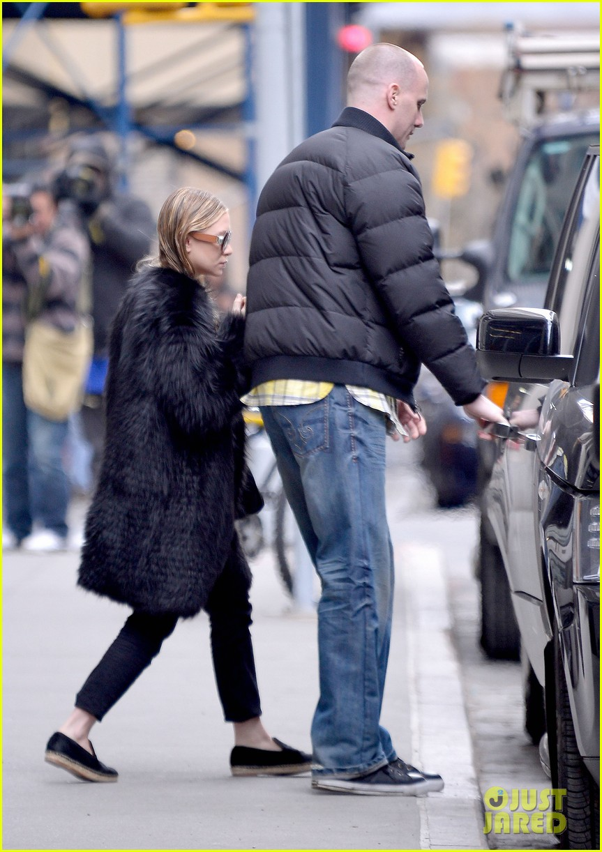 ashley olsen wet hair in the big apple 042823915