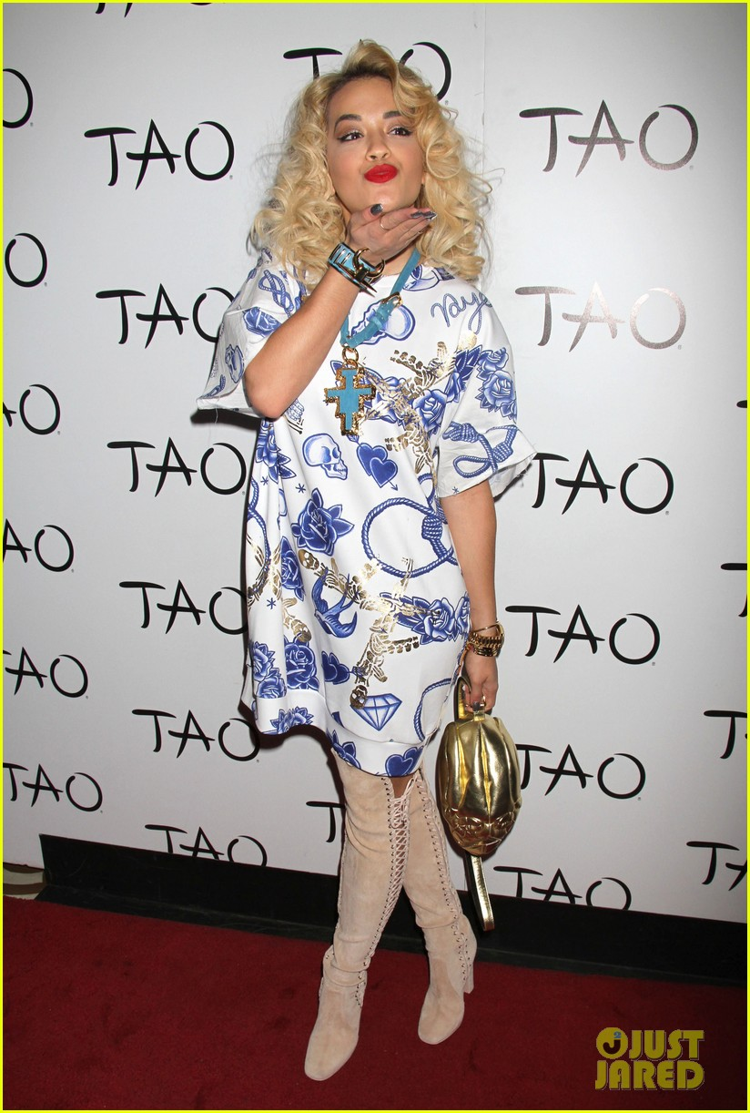 rita ora tao nightclub host 052840894