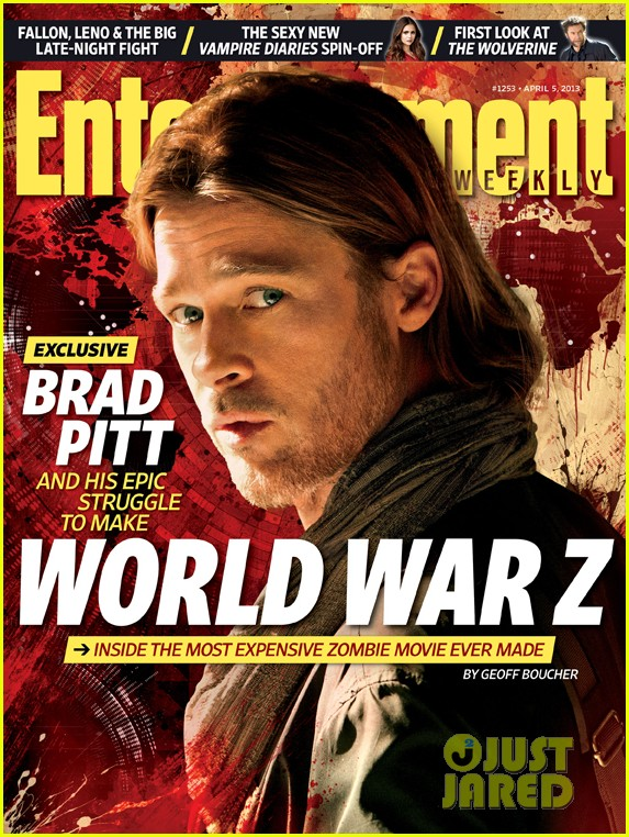 brad pitt covers entertainment weekly 012839212