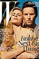 eddie redmayne brit marling cover w magazine april 2013 05