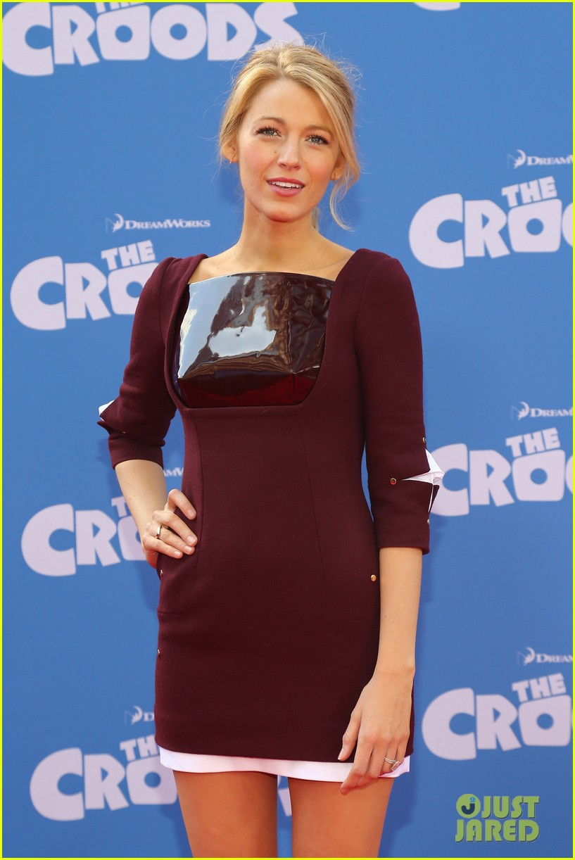 blake lively ryan reynolds croods new york premiere 04