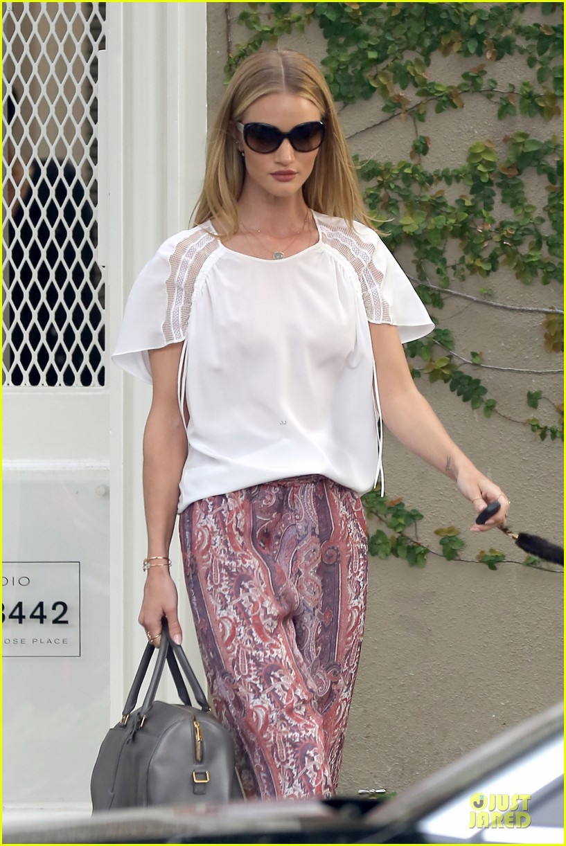 rosie huntington whiteley english love in la 07