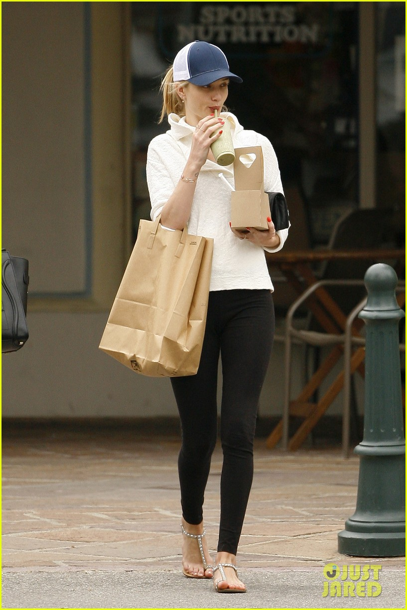 rosie huntington whiteley healthy juice run 17