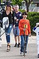 leann rimes eddie cibrian jake baseball game with brandi glanville 37