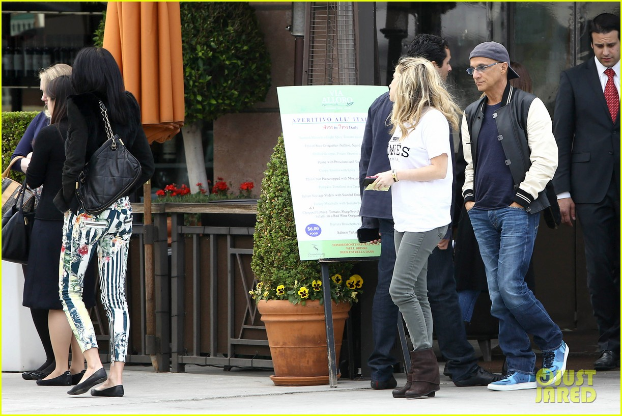 liberty ross jimmy iovine via alloro lunch 15
