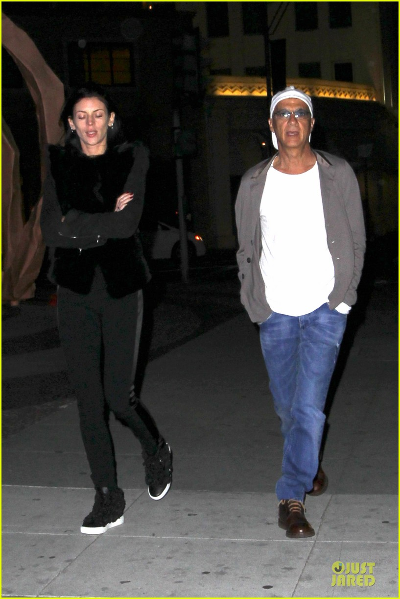 liberty ross jimmy iovine dinner date in beverly hills 07