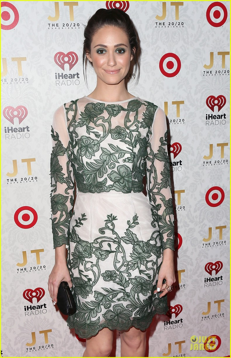 emmy rossum 20 20 experience record release party 10