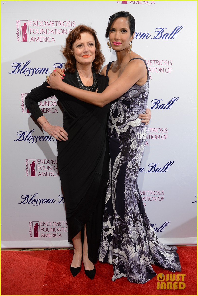 susan sarandon norman reedus 2013 blossom ball 03