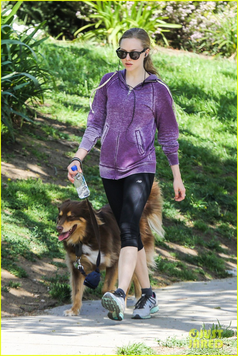 amanda seyfried dreamin with finn 13