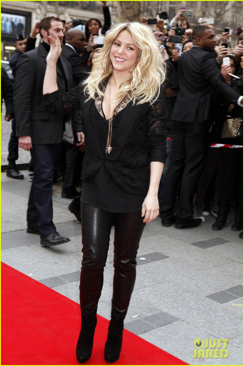 shakira s by shakira perfume launch 01