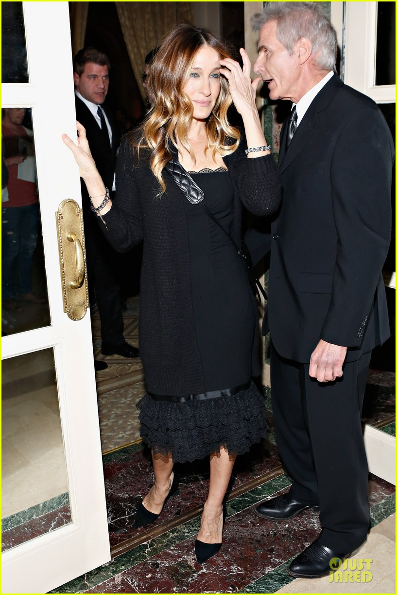 sarah jessica parker matthew broderick academy of the arts lifetime achievement awards 10
