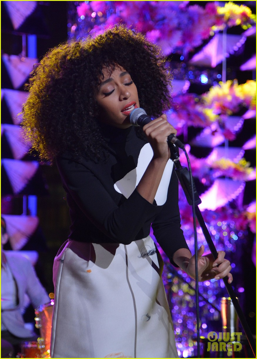 solange knowles the armory party performer 04