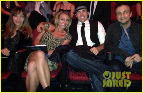 britney spears david lucado cirque one drop show 01