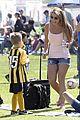 britney spears proud soccer mom 09