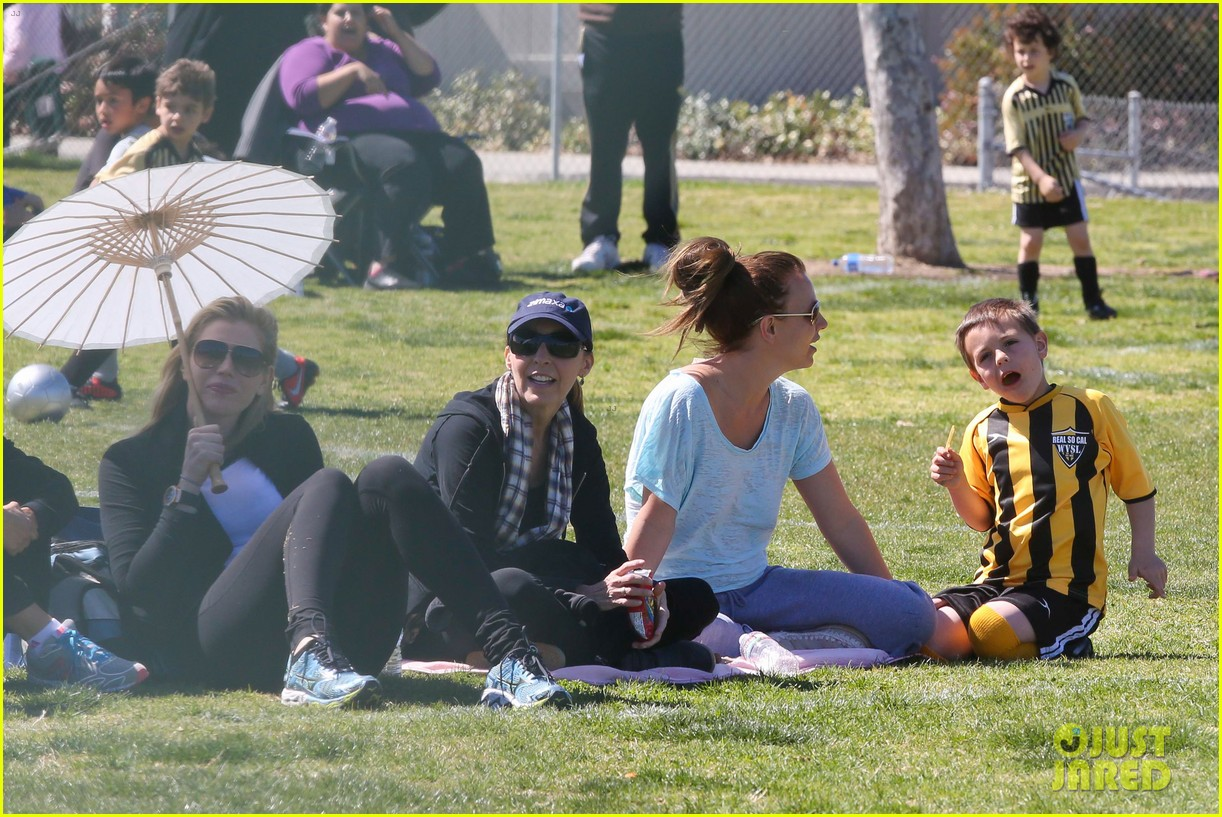 britney spears sunday soccer mom 232828490