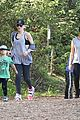 gwen stefani hiking with kingston zuma 24