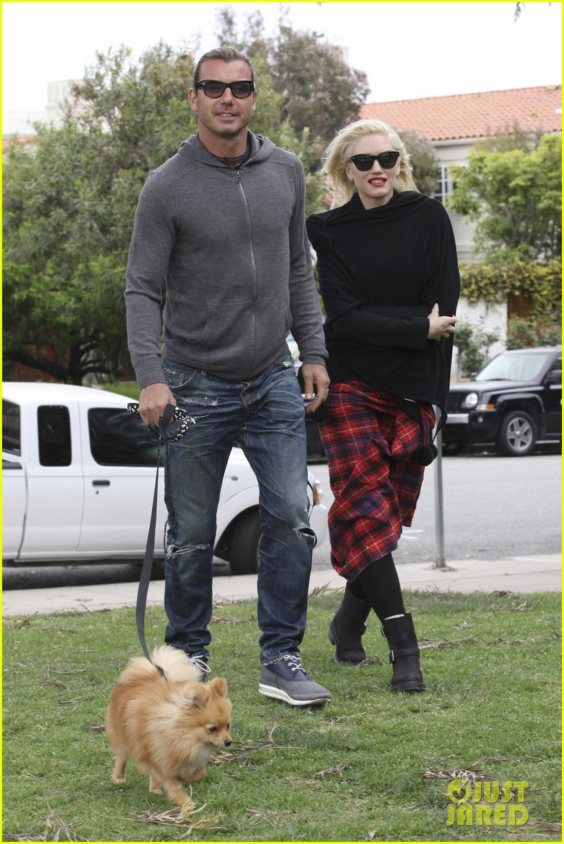 gwen stefani gavin rossdale park day with the boys 06