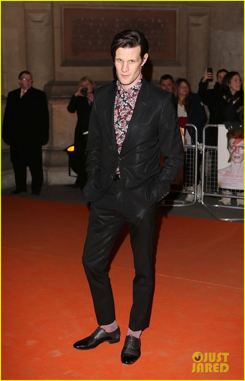 tilda swinton douglas booth david bowie exhibit 042834638
