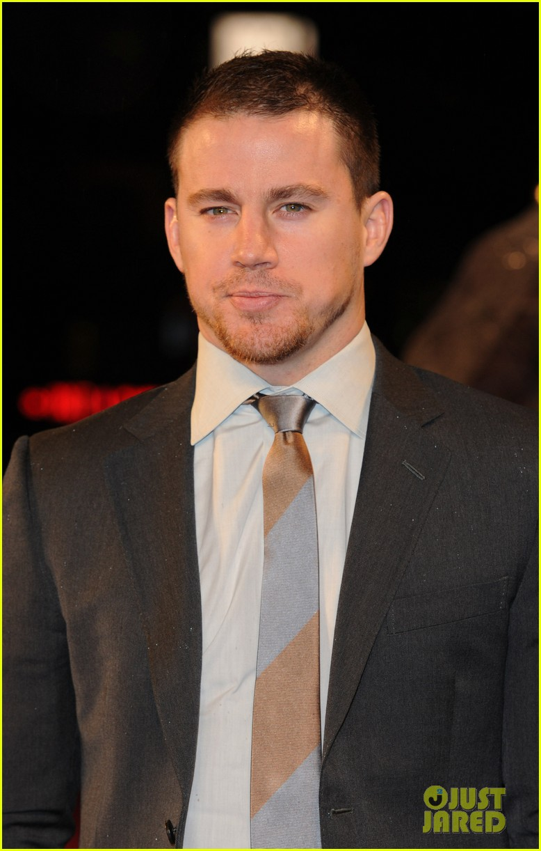 channing tatum gi joe retaliation london premiere 17