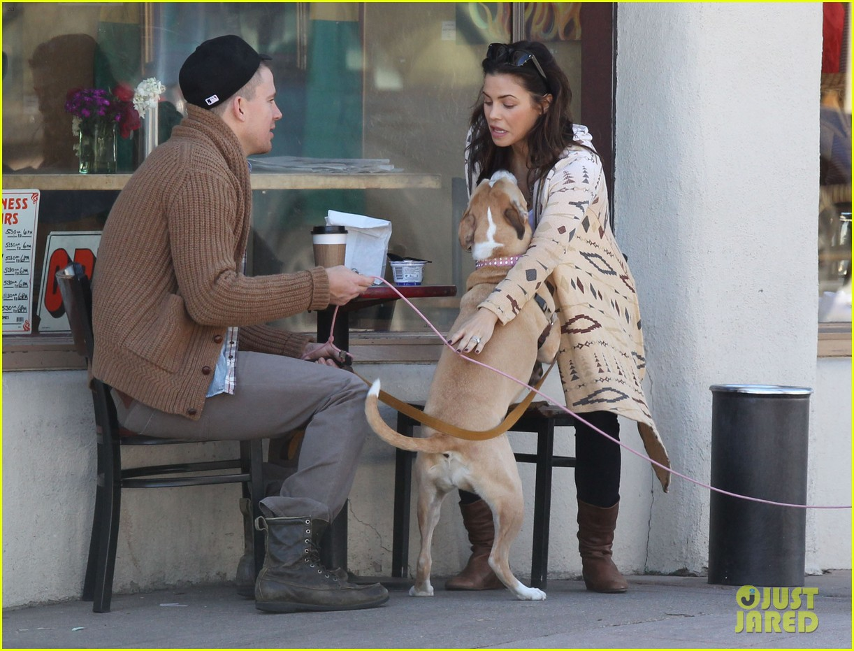 channing tatum jenna dewan lunch coffee date 032822751