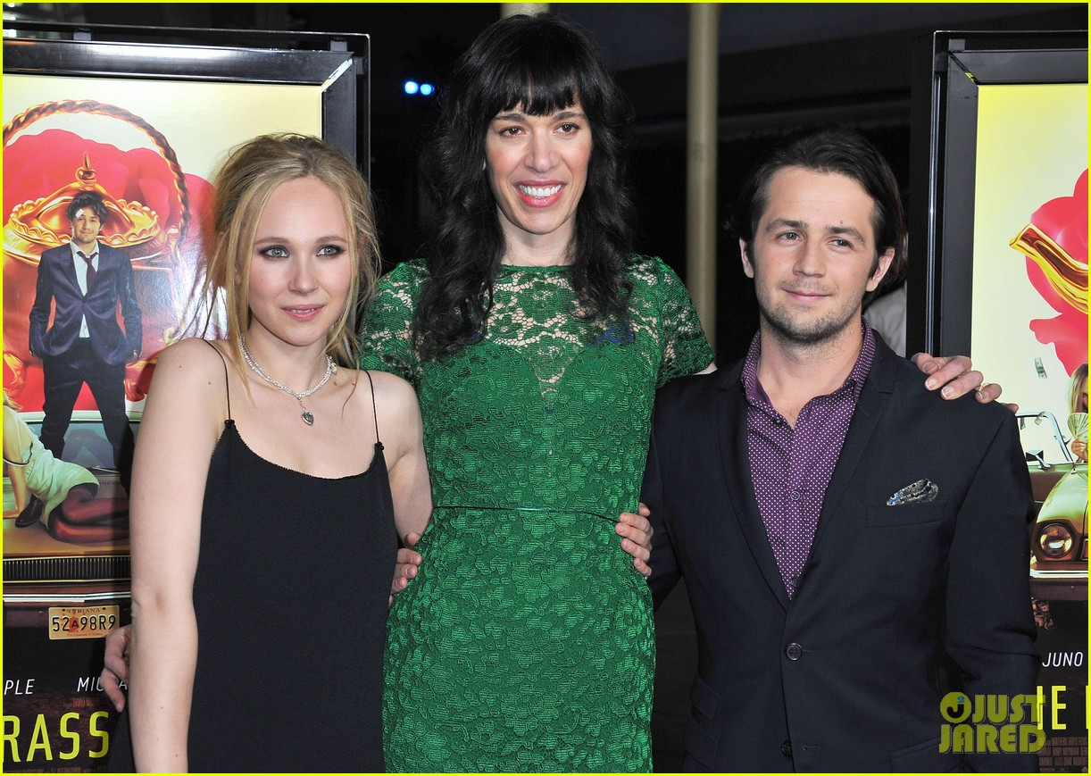 juno temple michael angarano the brass teapot screening 132835555