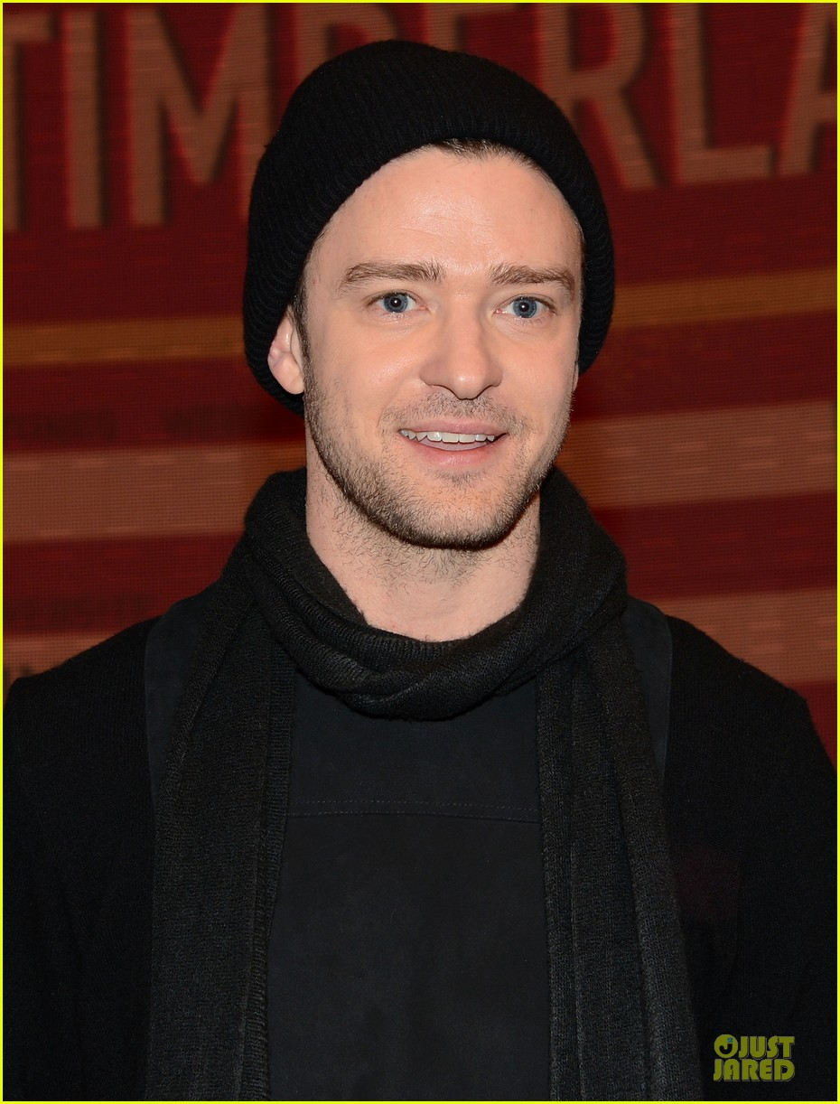justin timberlake record release party airs on cw next week 09