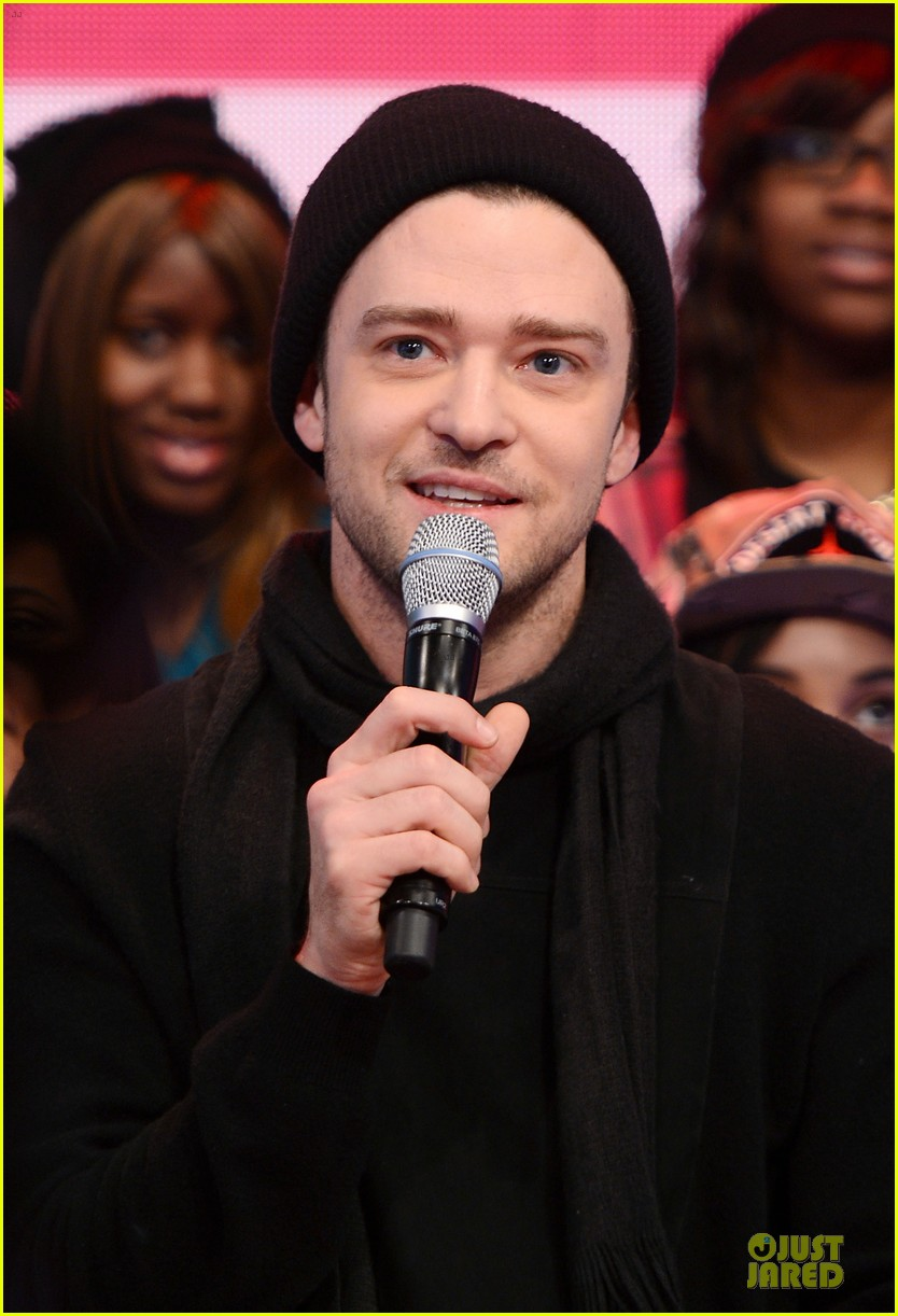 justin timberlake record release party airs on cw next week 20
