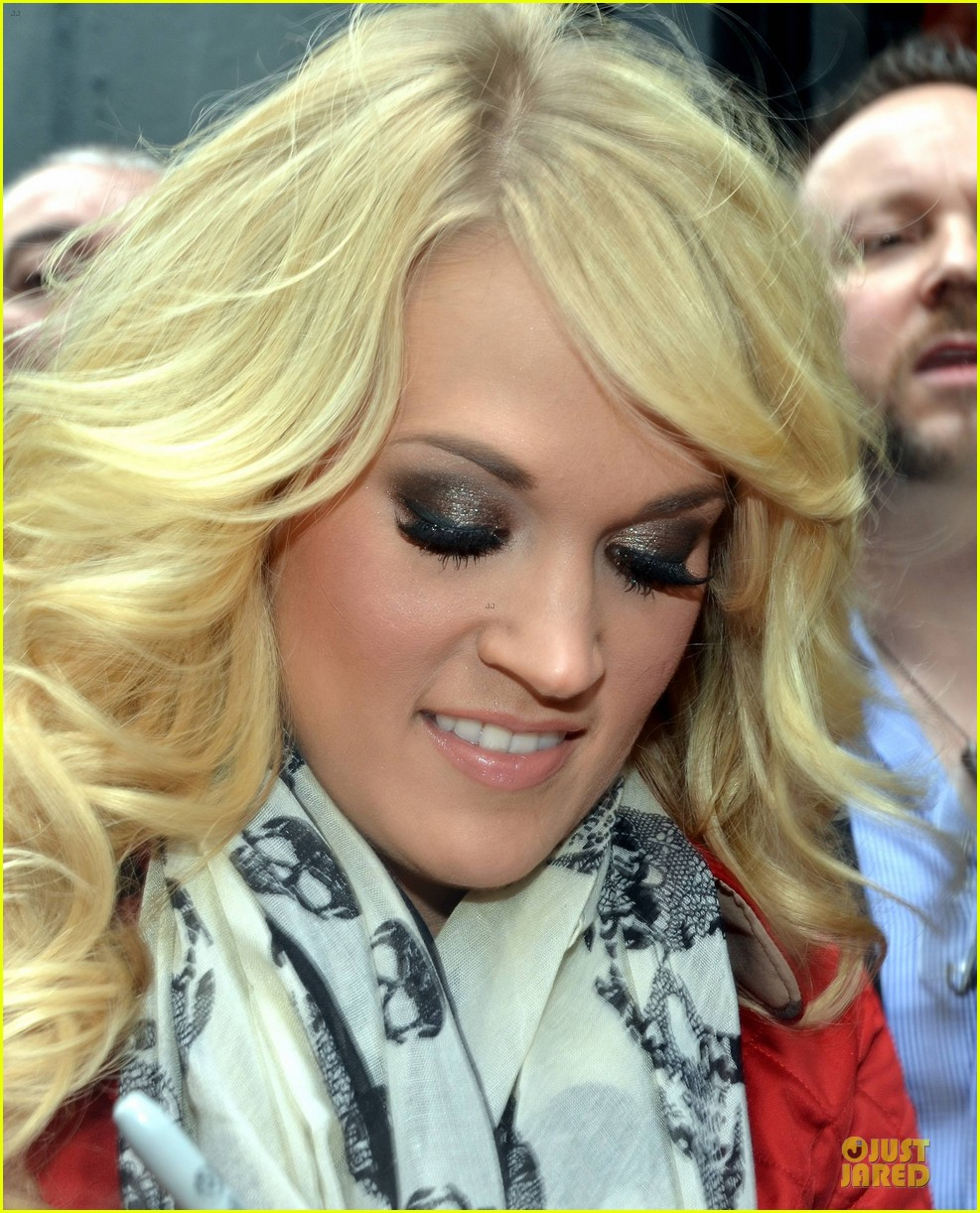 carrie underwood dublin sang every word with me 182830636