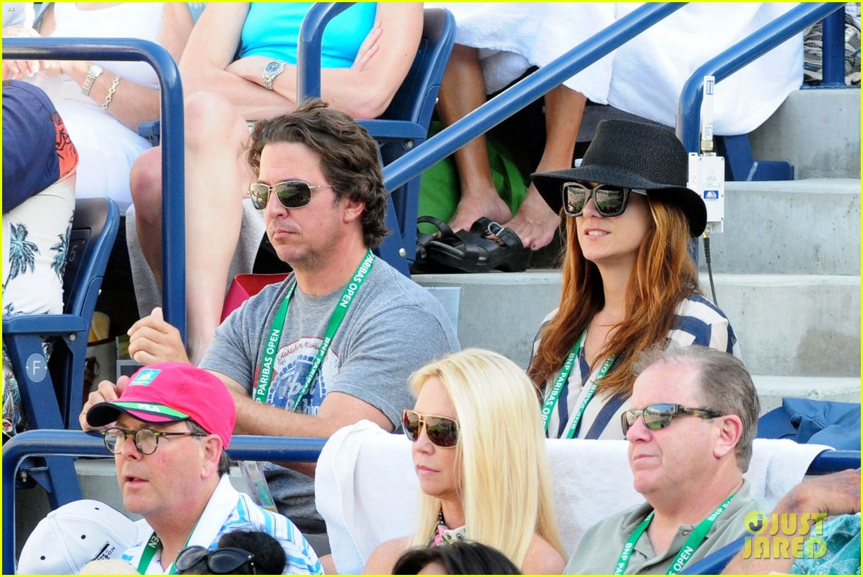 kate walsh bnp paribas open tennis match with chris case 022832920