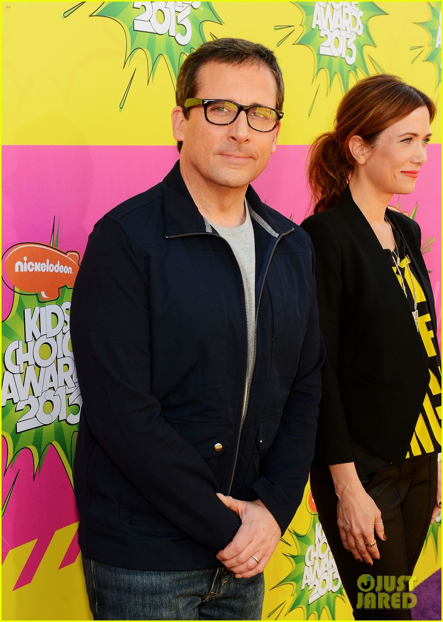 kristen wiig steve carell kids choice awards 2013 042836576