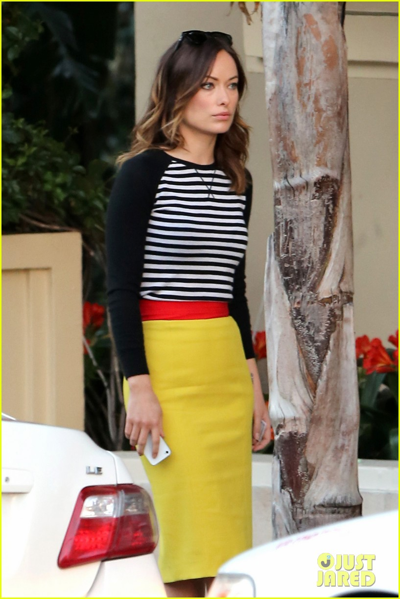 olivia wilde brightly colored beauty 16